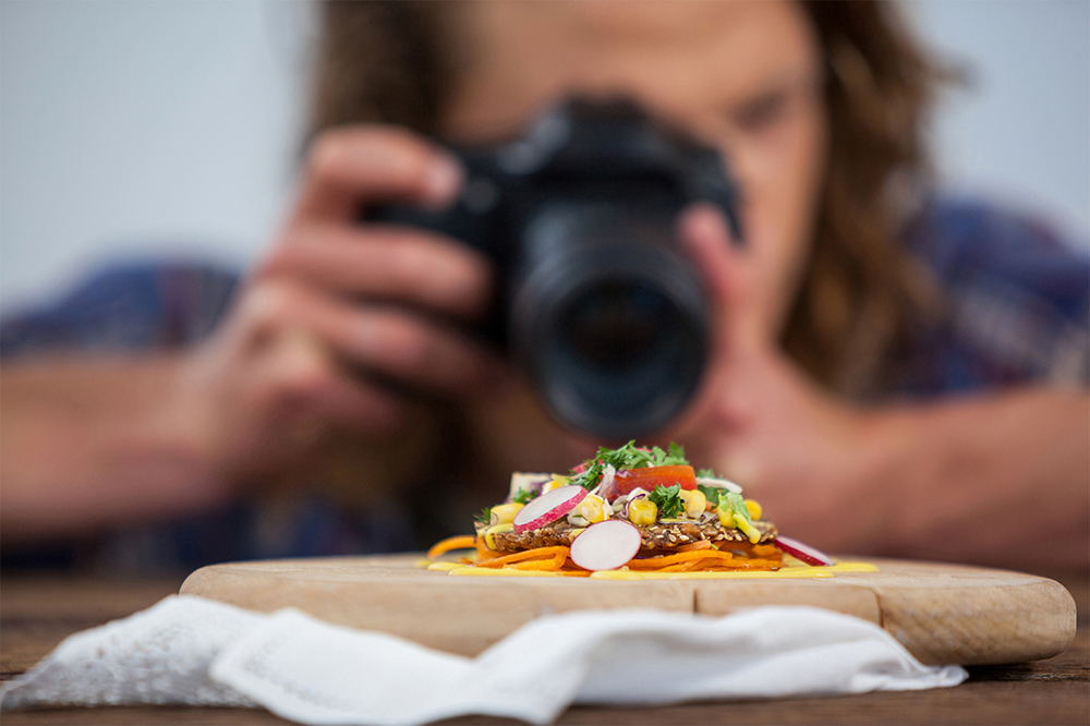 Reasons to hire a food photographer